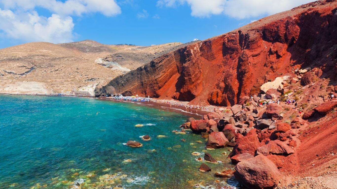 Red Beach Santorini - 7 Greek Beaches You Definitely Need to Know