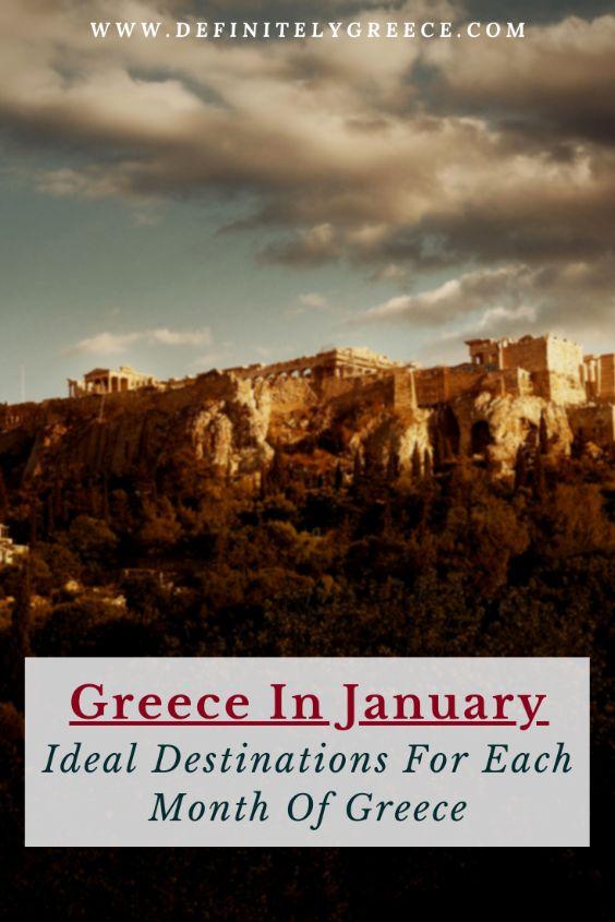 Greece in January