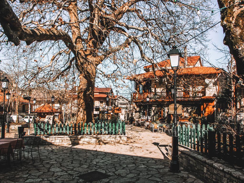 Agoriani Central Square Village