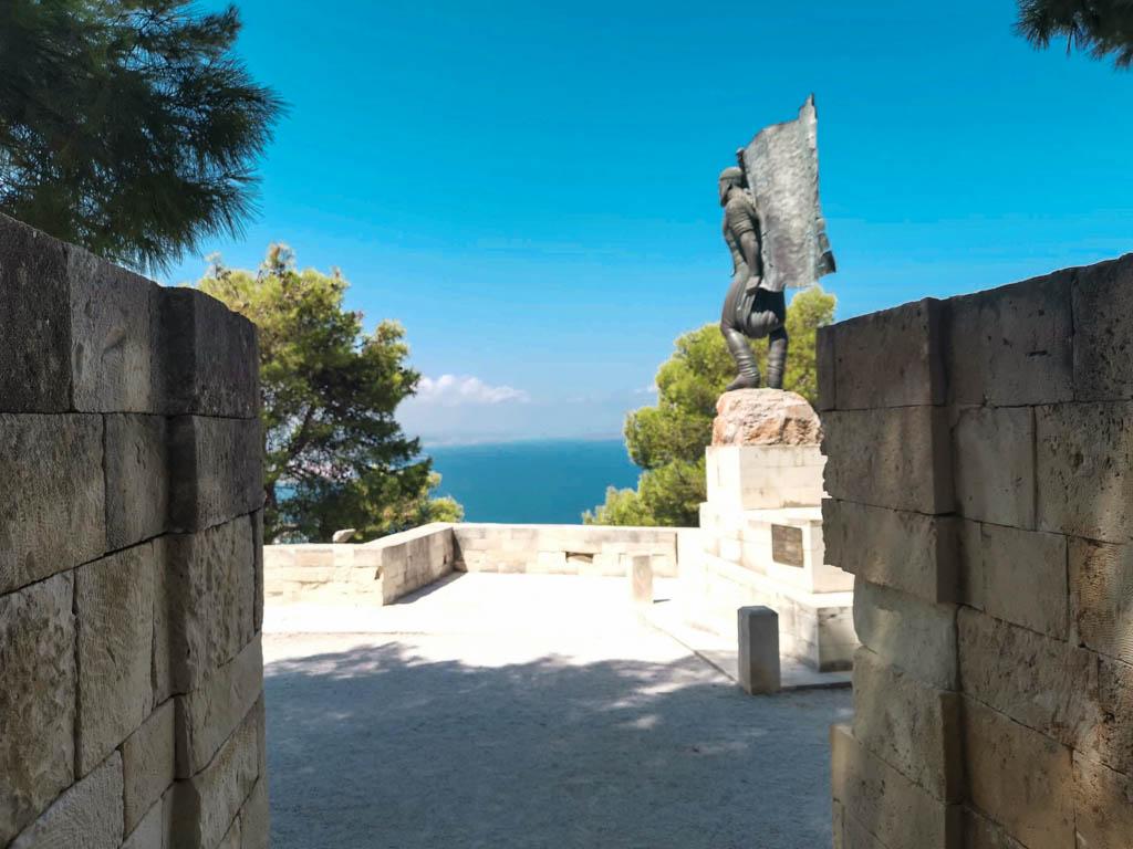 Venizelos Graves Chania Crete Monument
