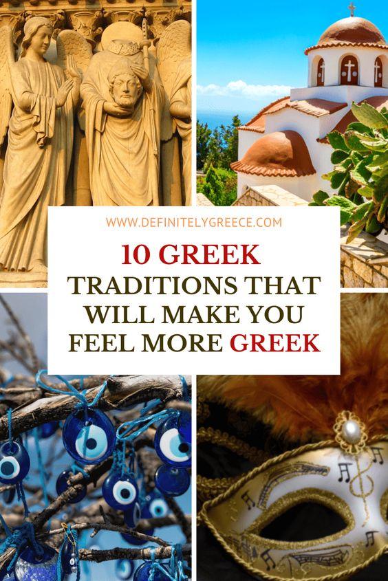 Greek Traditions Carnival