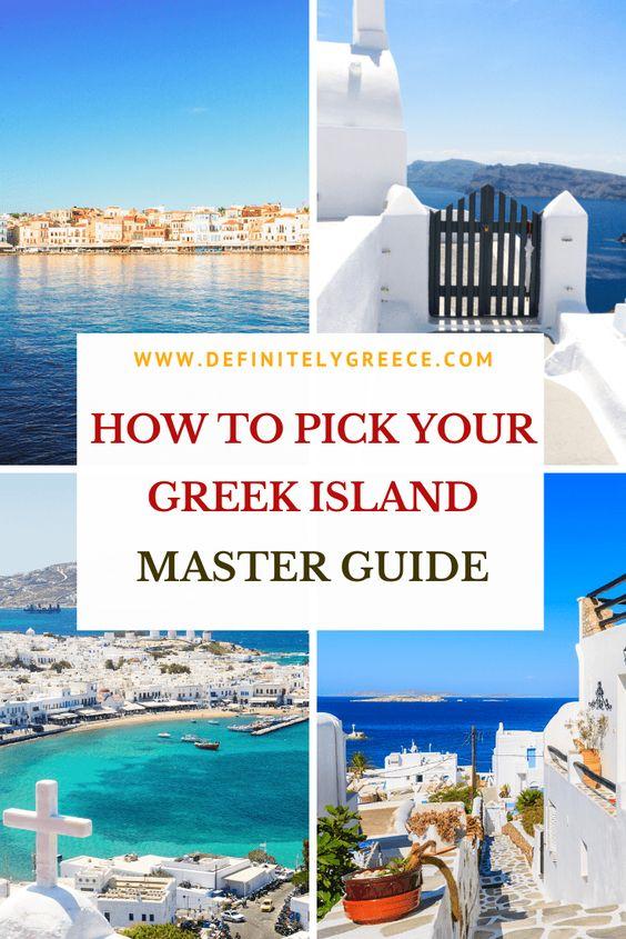 Guide Greek Islands