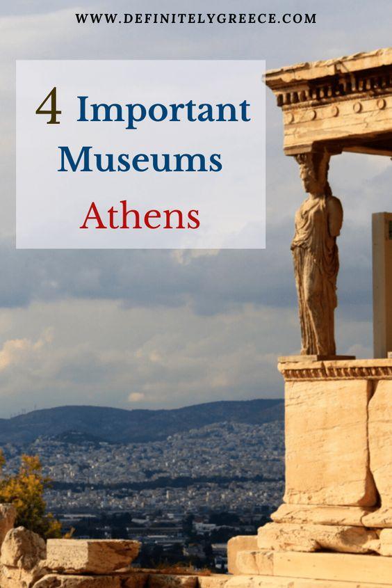 Museums Athens Greece