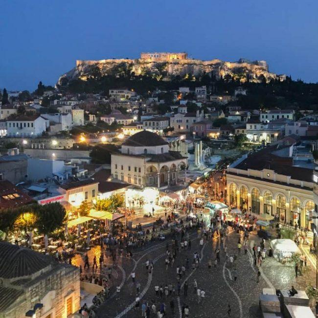Athens NIghtlife
