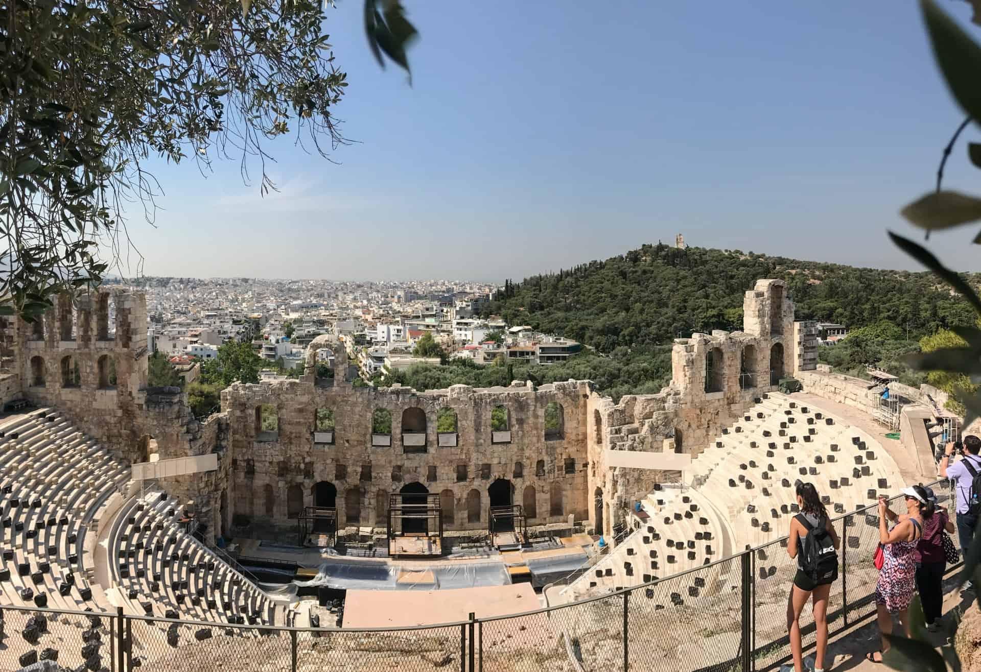Athens Definitely Greece