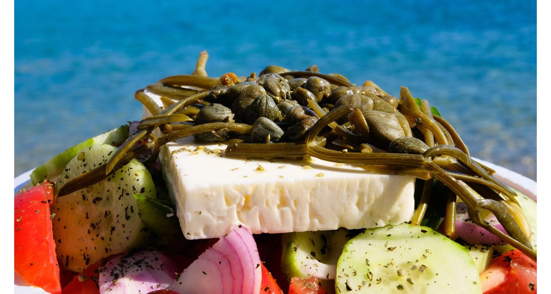 Traditional Food Definitely Greece