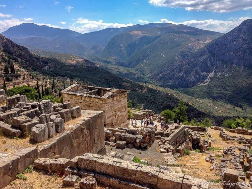 Delphi Definitely Greece