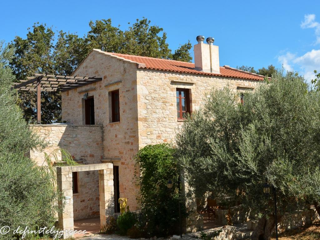 Vamos Fabrica Houses and Village in Crete Island Greece Destinations