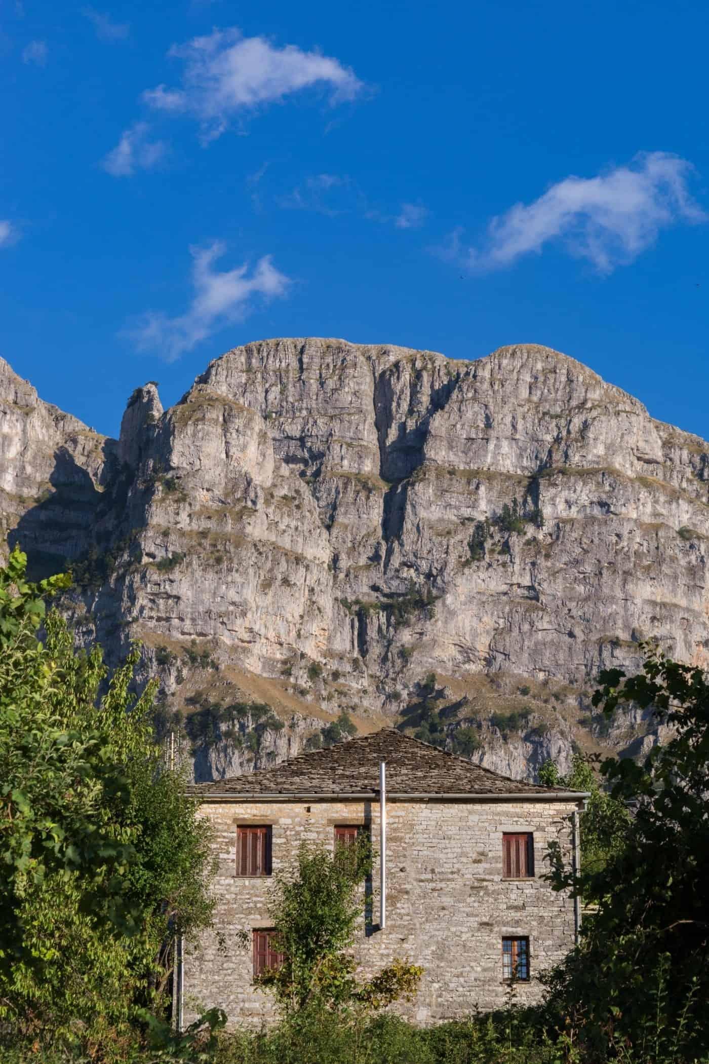 Hotel Greece Mountains