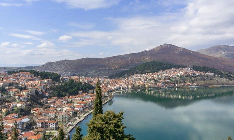 Kastoria View - Greece