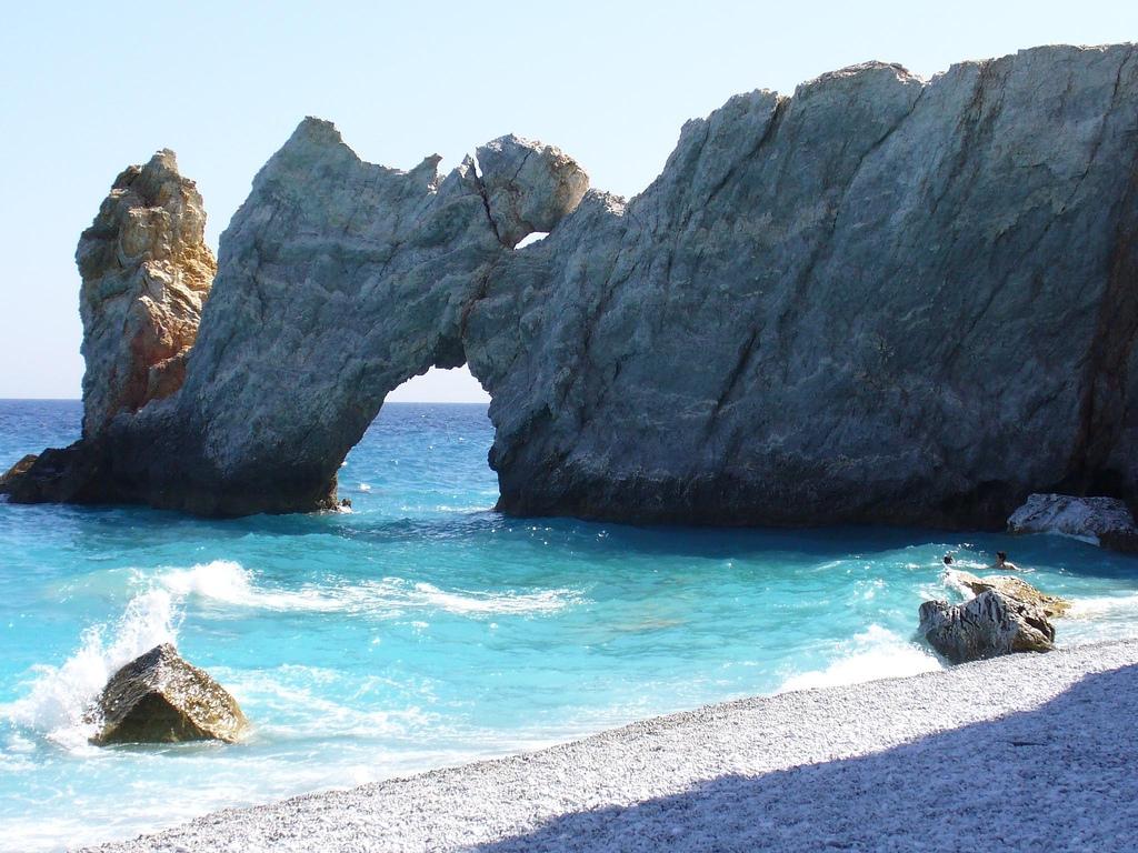 Lalaria Beach - Skiathos