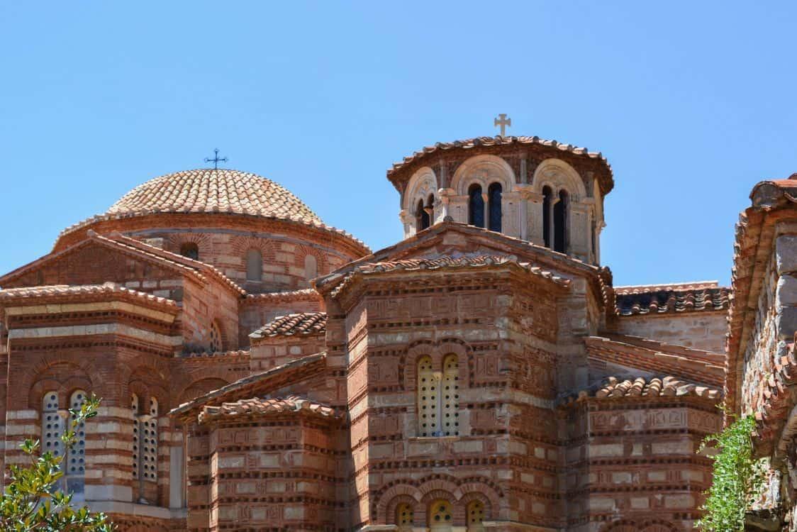 Monastery Osios Loukas