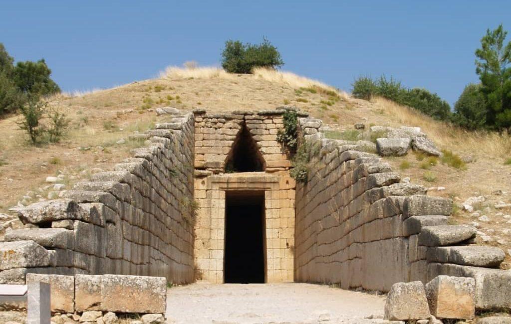 Mycenae Definitely Greece