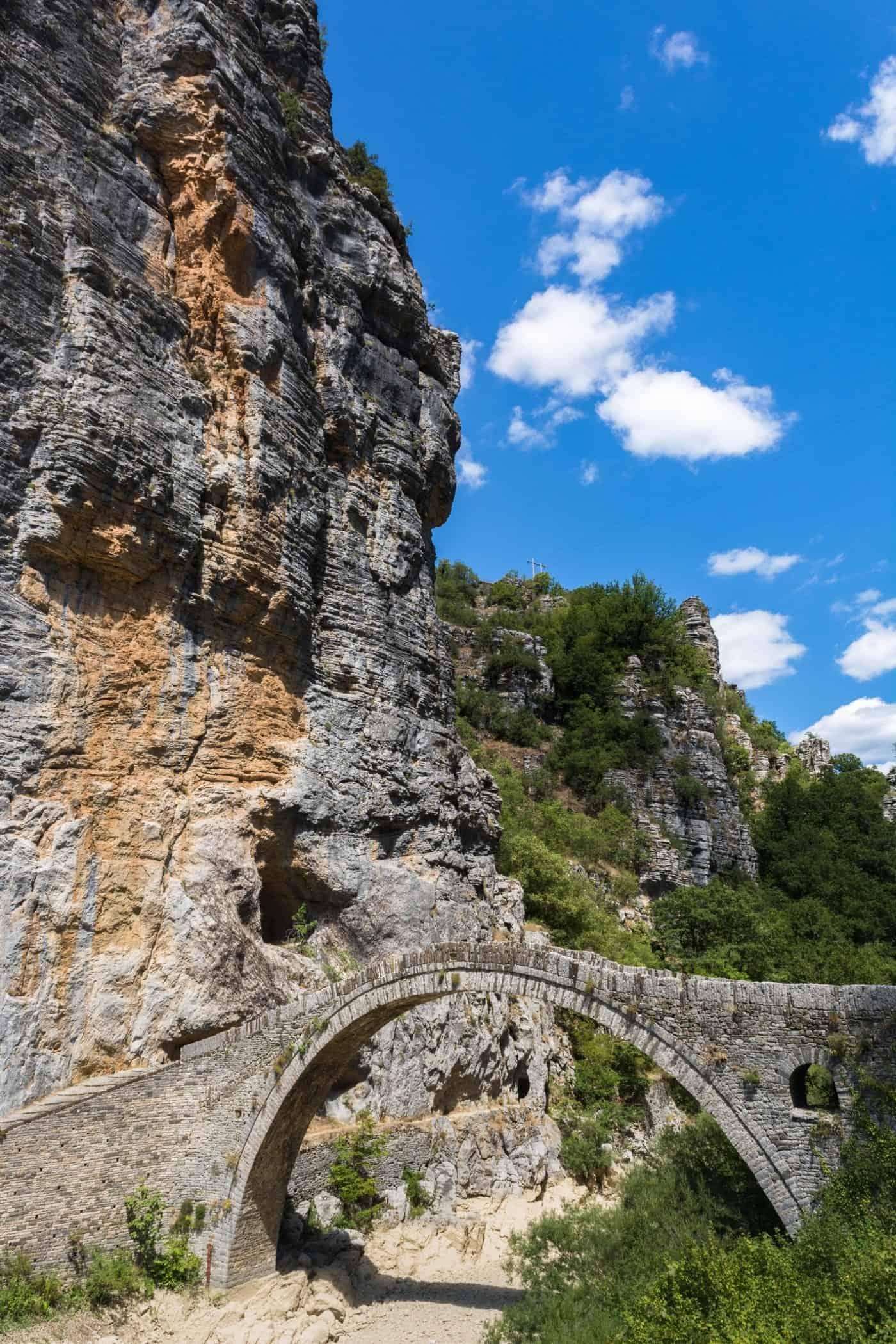 Old Bridge Greece