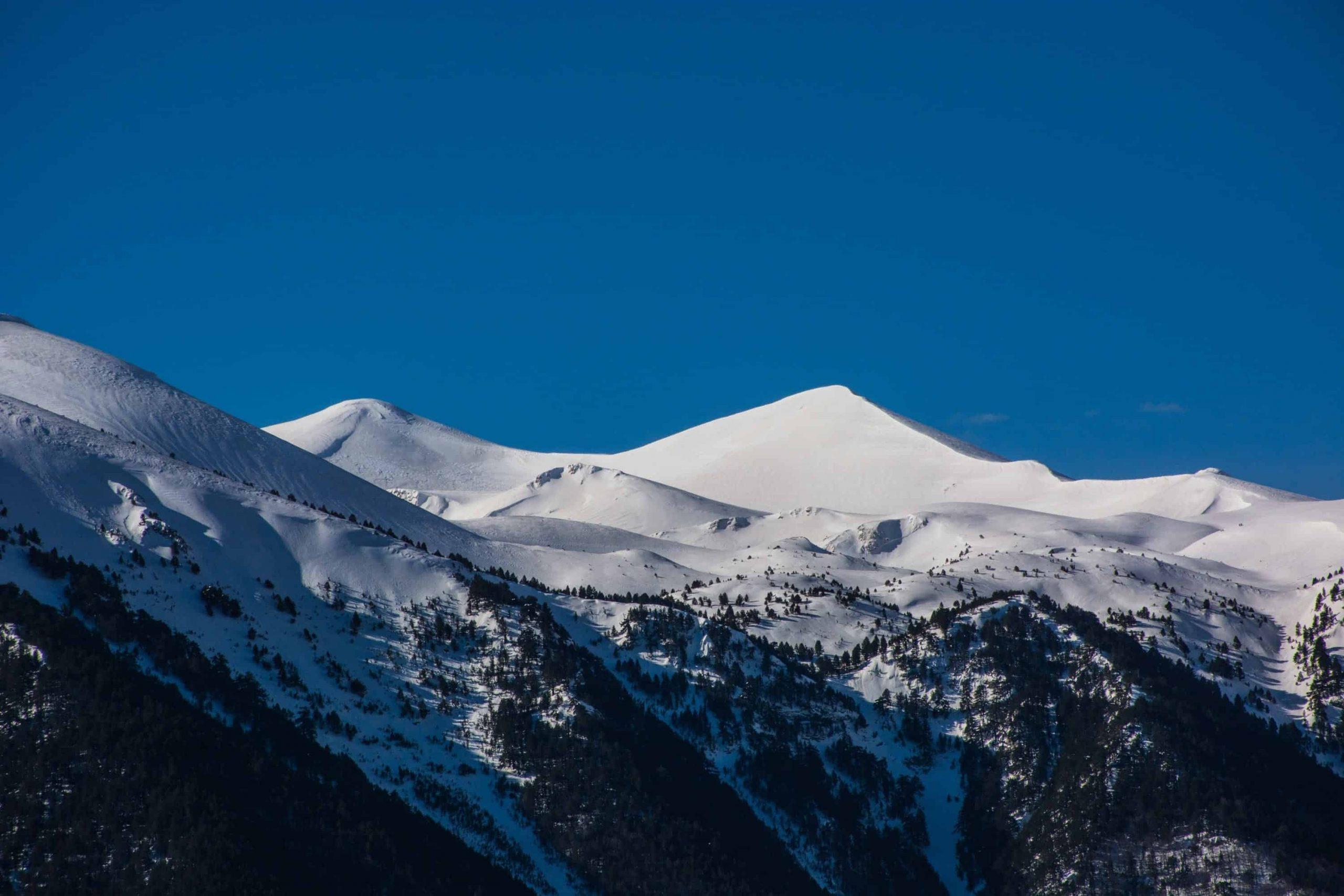 Olympos Mountain Definitely Greece