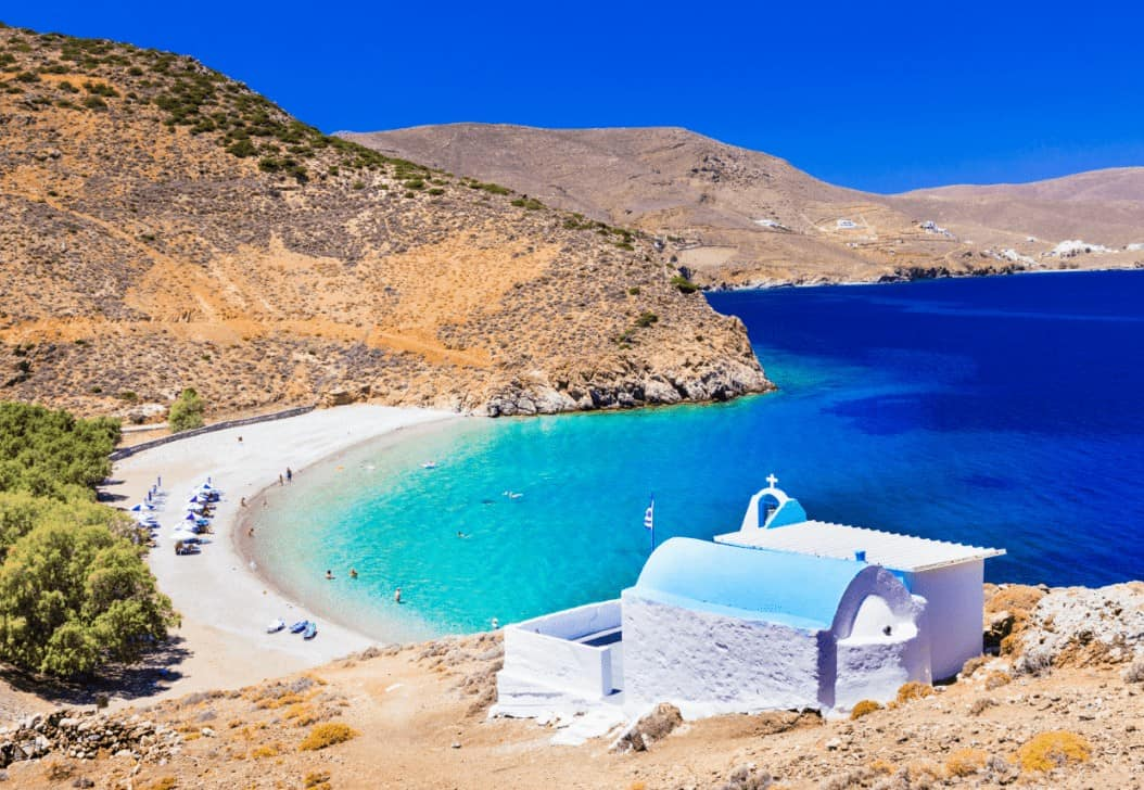 Astypalaia - Beaches