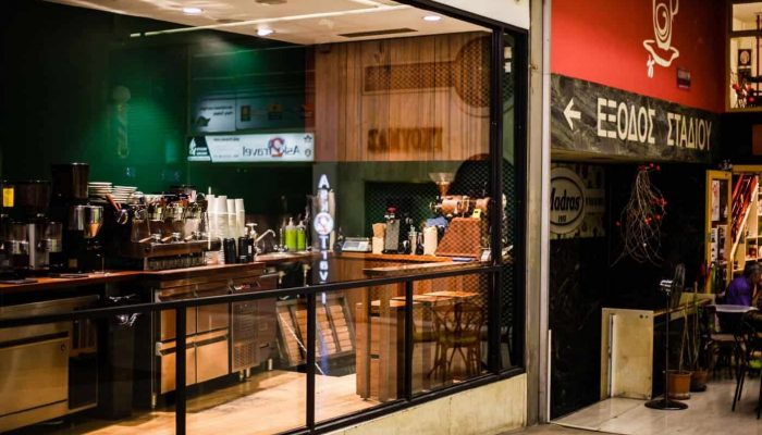 Kaya Coffee Centre Athens