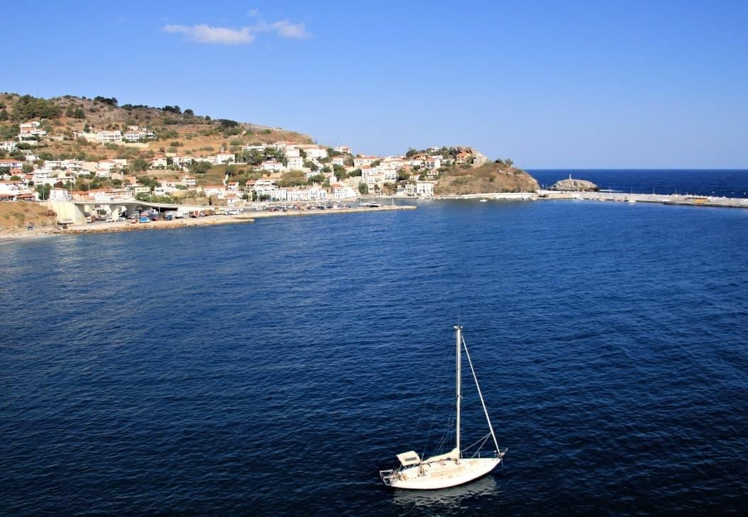 August in Greece - Ikaria