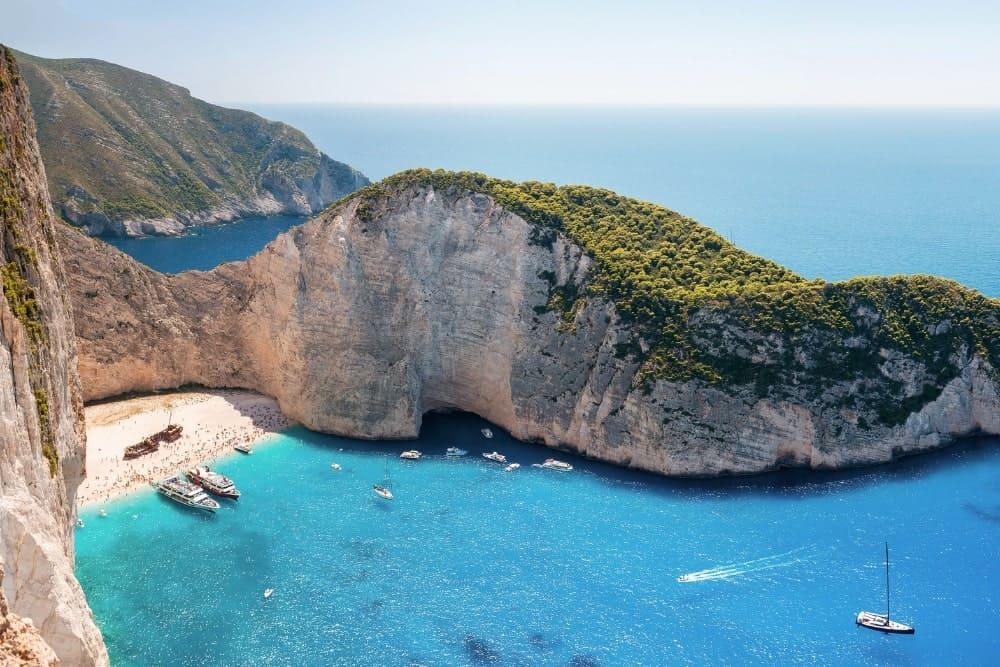 Navagio Zakynthos Definitely Greece
