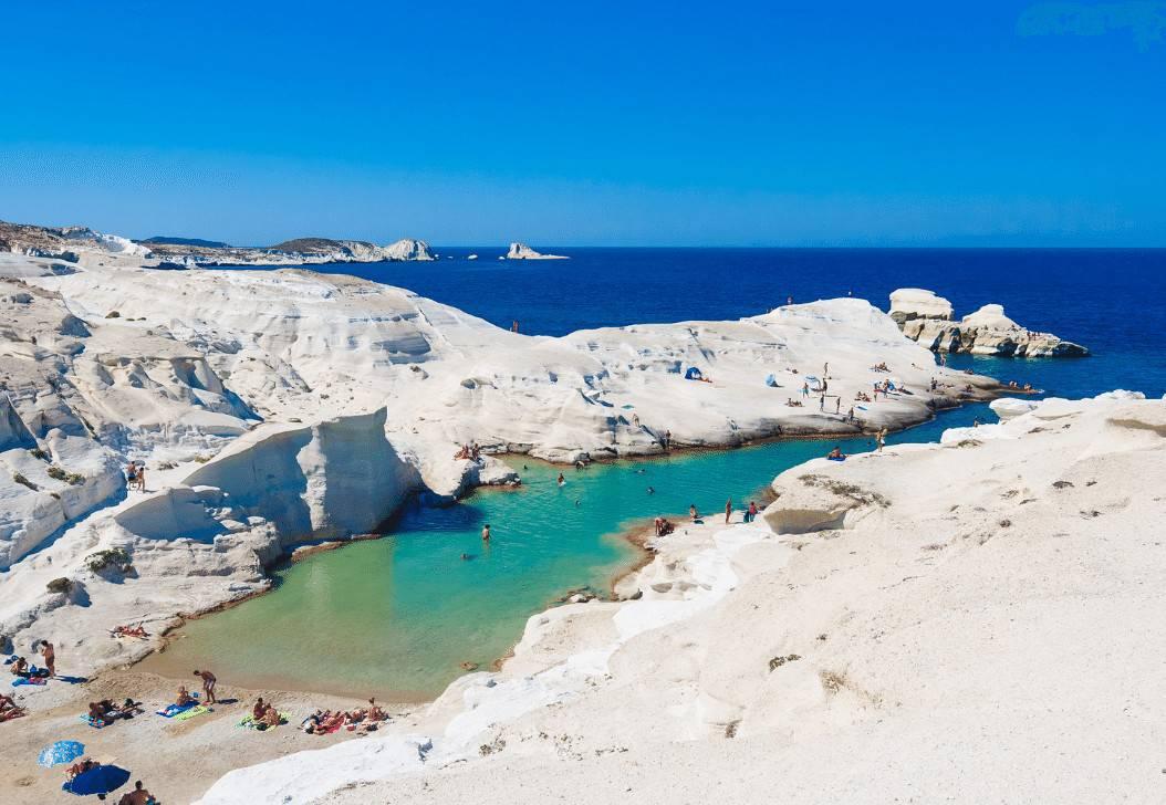 Most Famous Greek Islands