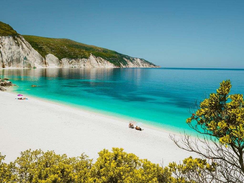 Cephalonia Kefalonia Greek Island Holiday