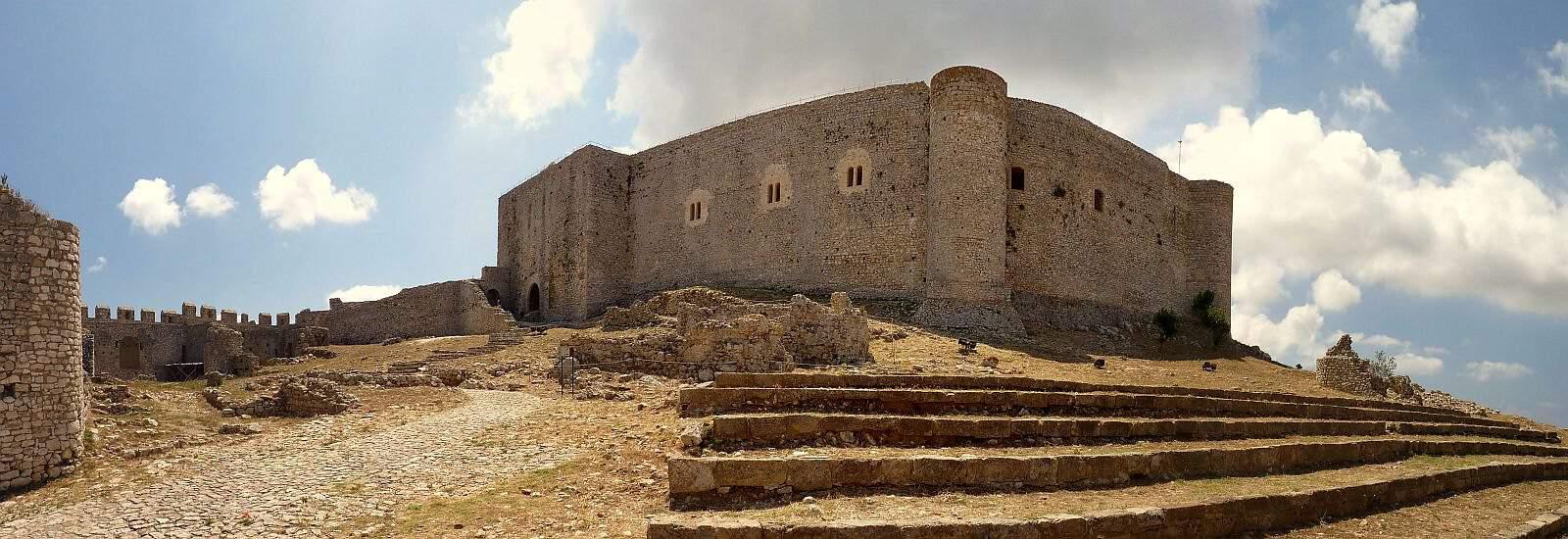 Chlemoutsi Castles Peloponnese