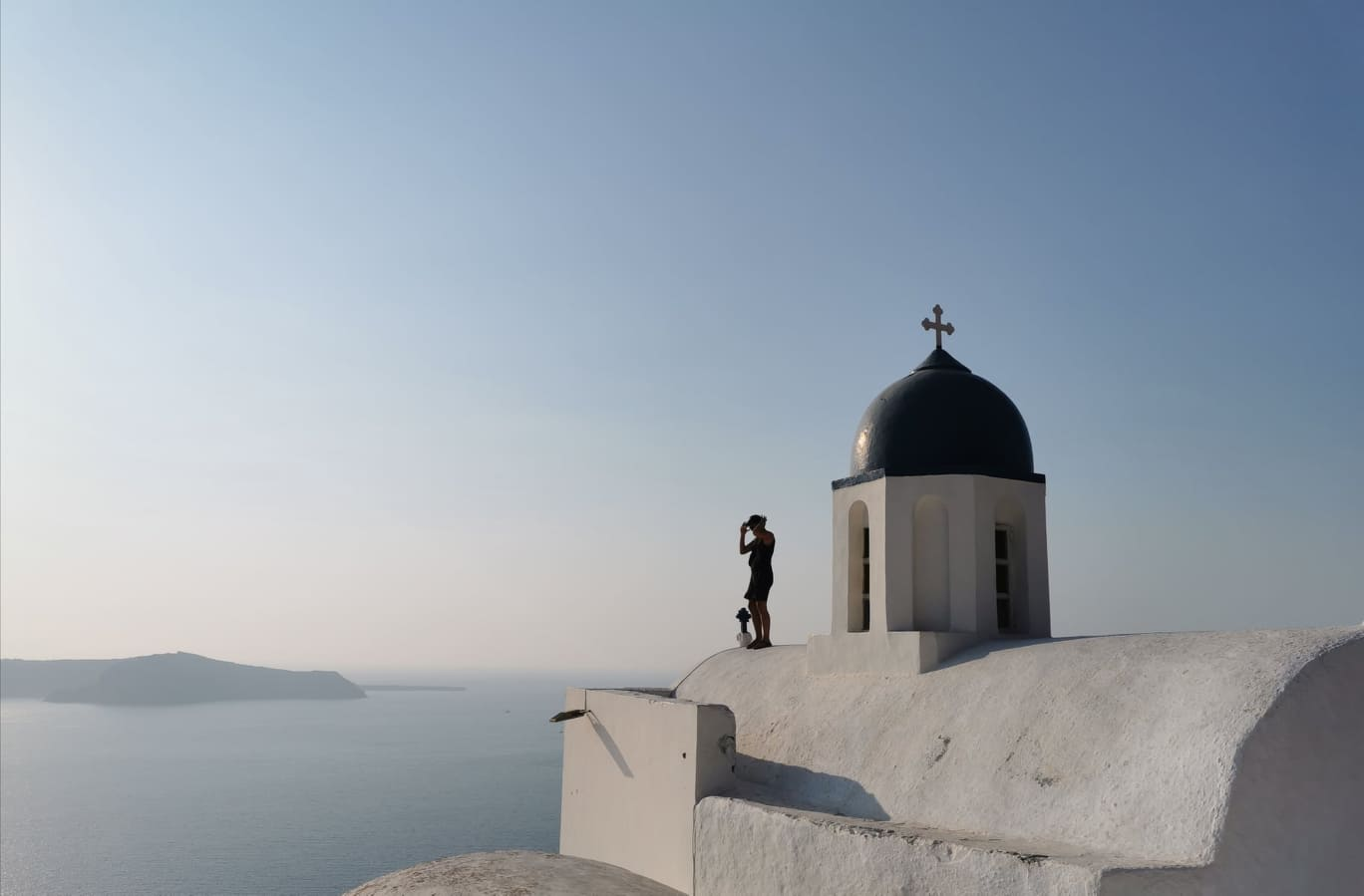 Santorini Definitely Greece