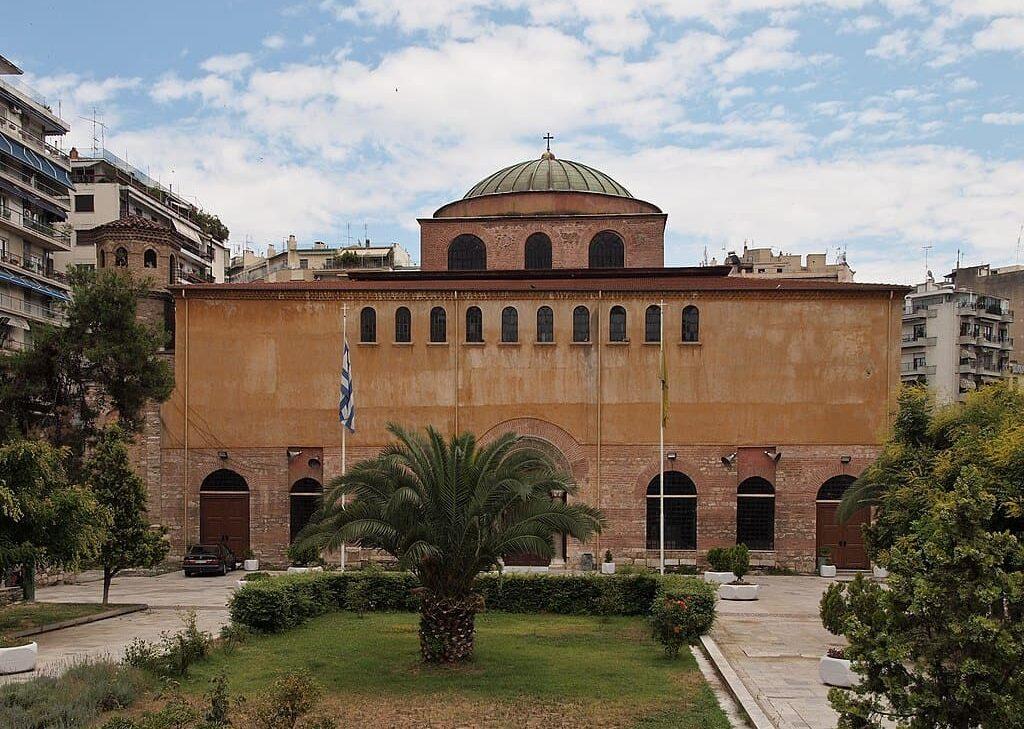 Agia Sophia Thessaloniki
