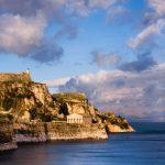 Castle in Corfu Definitely Greece