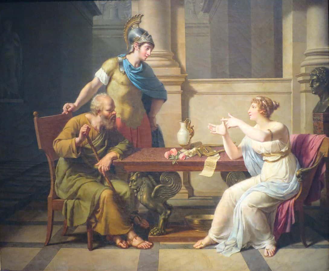 Aspasia Greek Female Philosopher