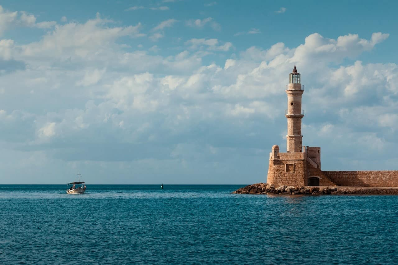 Chania Crete Greek Islands
