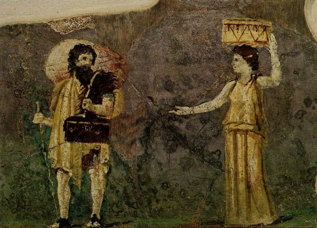 Hipparcia Greek Female Philosopher
