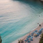Lefkada Island Beach Dawn Greek Island Holidays