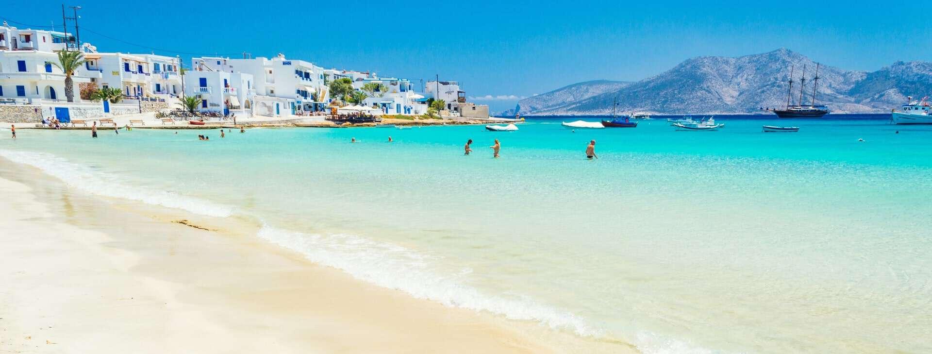 Guide Greek Islands Koufonisia Greek Islands