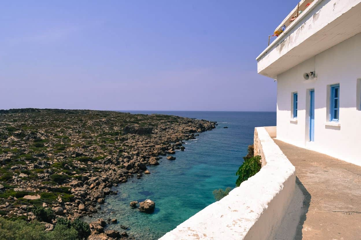 Chrysoskalitisa in Chania Crete