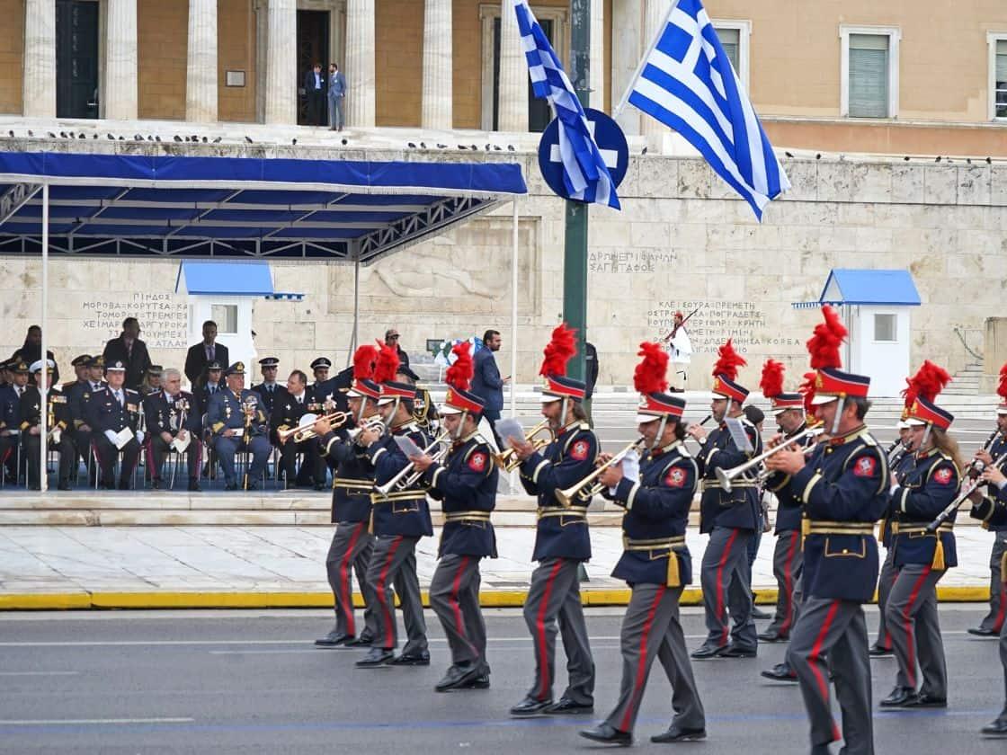 Ochi day Greece - Public Holidays in Greece