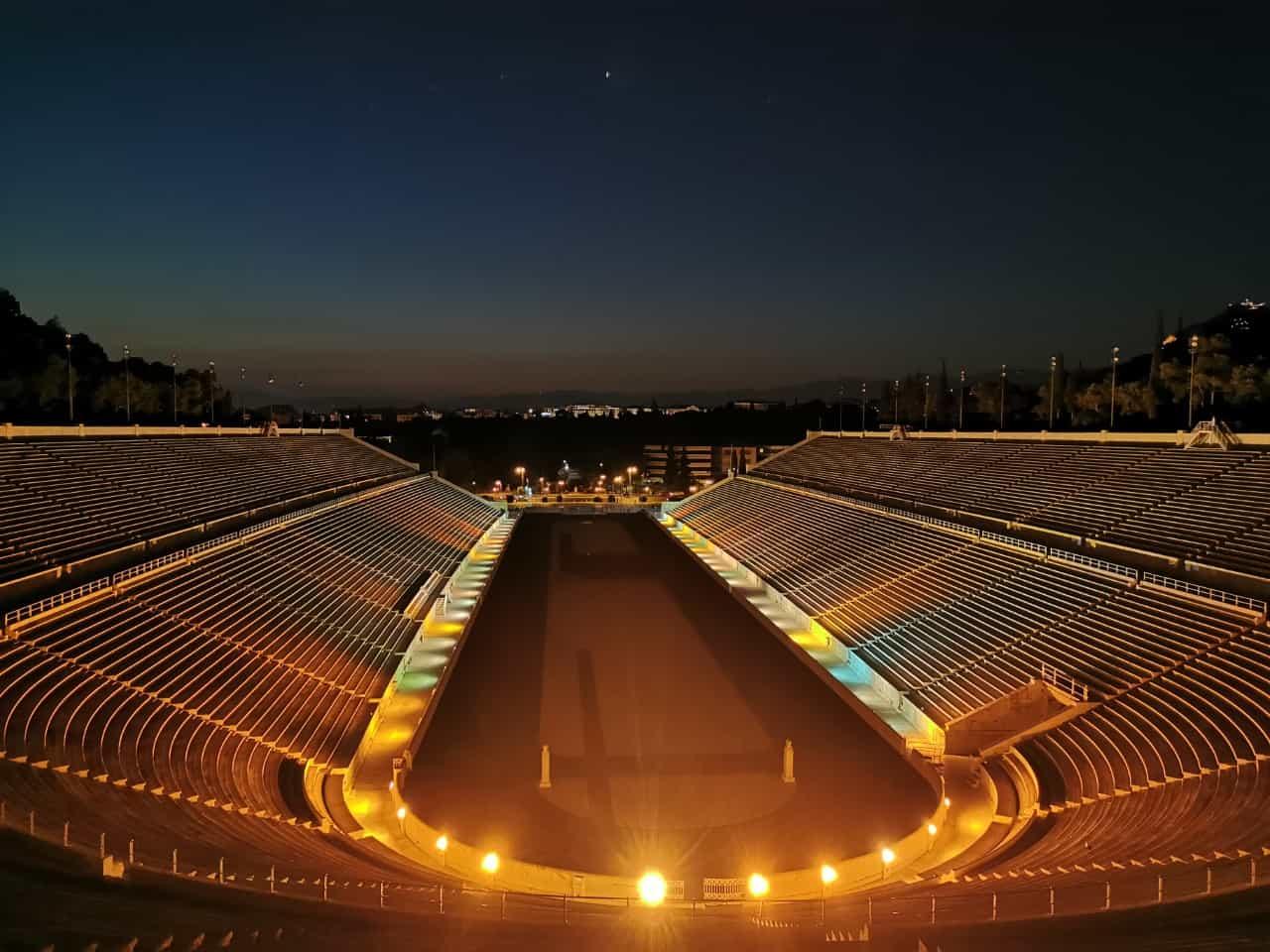 Panathenaic stadium Athens