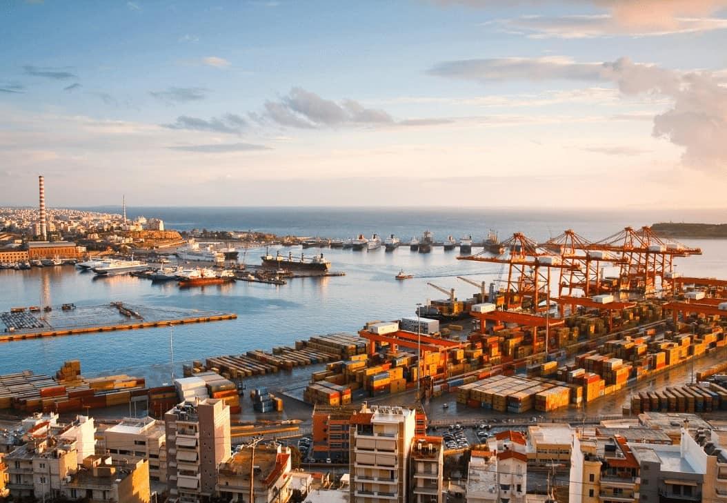 Piraeus Port - 2 Days in Athens