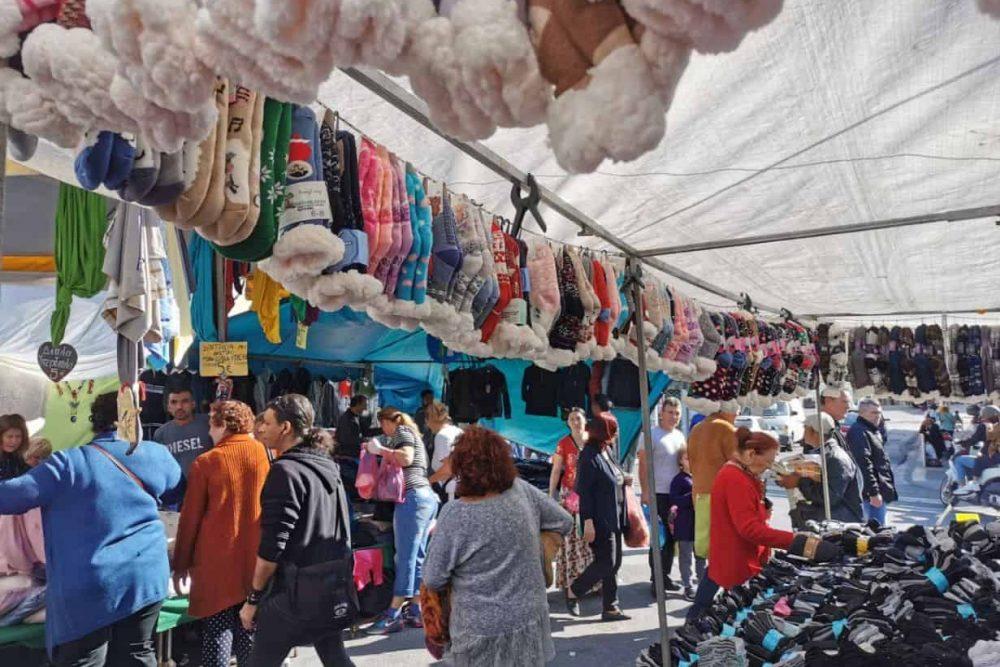 Pireus Flea Market Definitely Greece