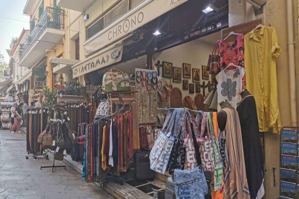 Plaka Market Definitely Greece Athens