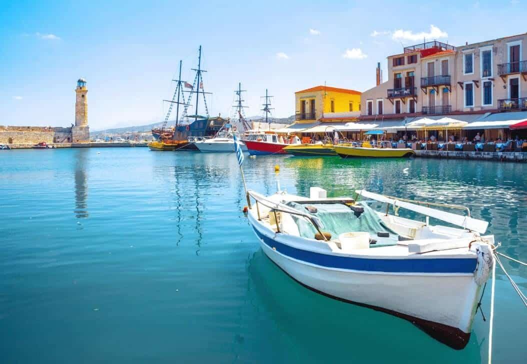 Rethimno Boat - Crete