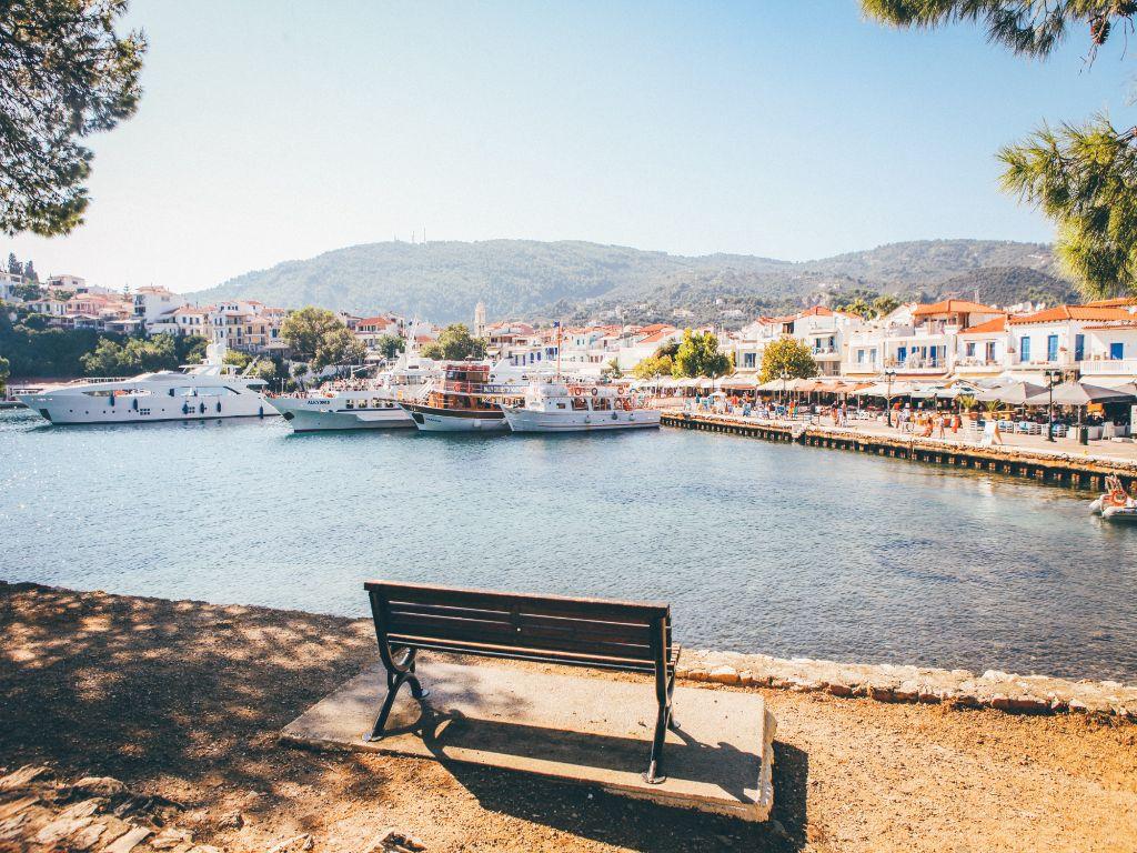 Skiathos Unsplash Beach Greek Island Greece