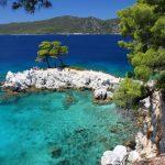 Skopelos Beach Greek Island Holidays