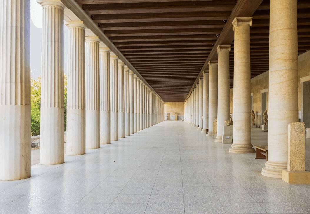 Stoa Attalos Athens