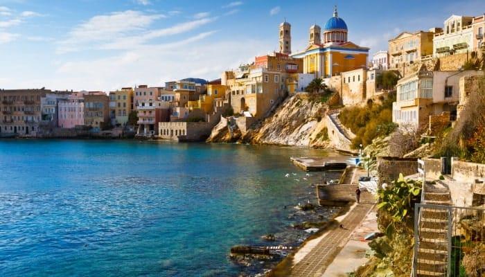 Guide Greek Islands Syros Greek Islands