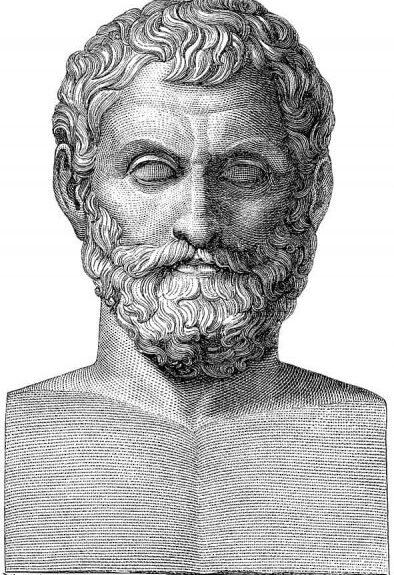 Famous Greek Philosophers - Thales