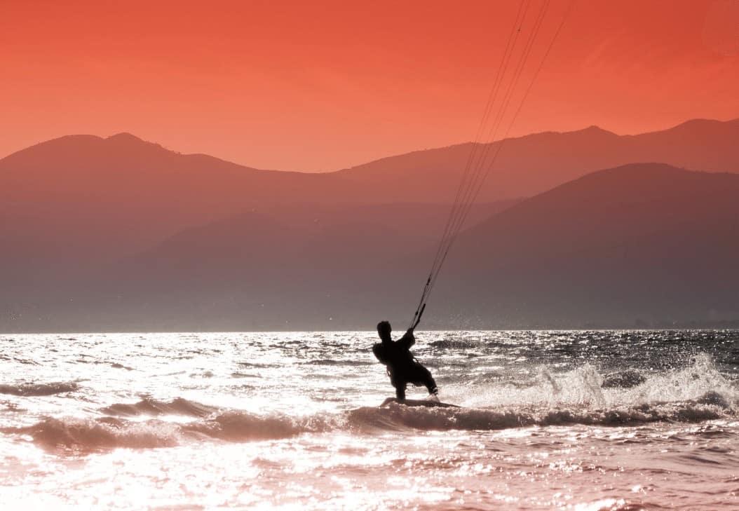 Guide Greek Islands Wind surfing Greek Island