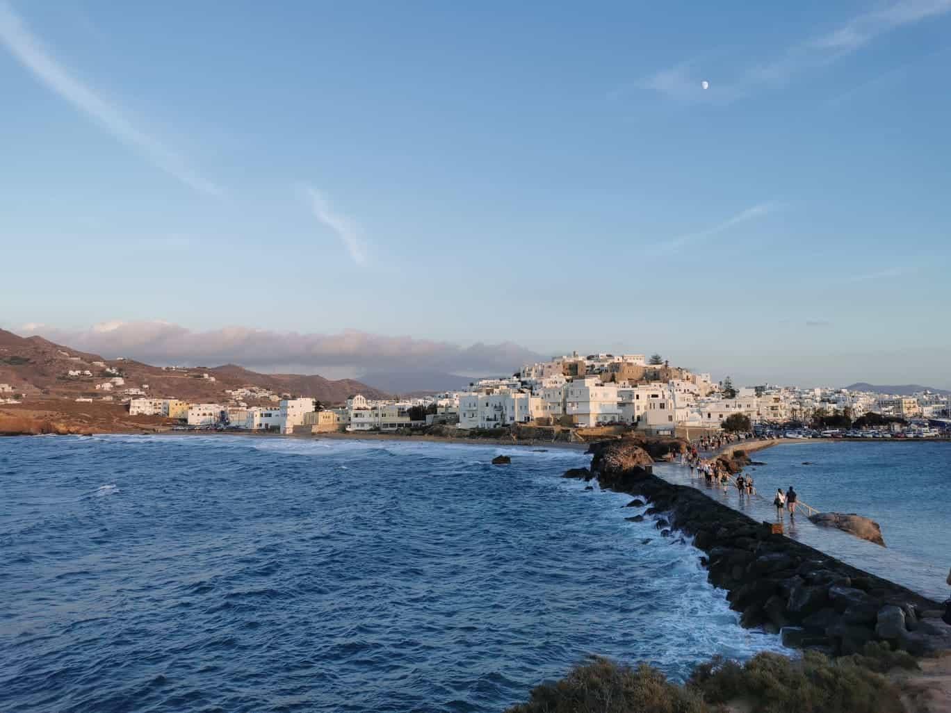 Guide Greek Islands Naxos Greek Island