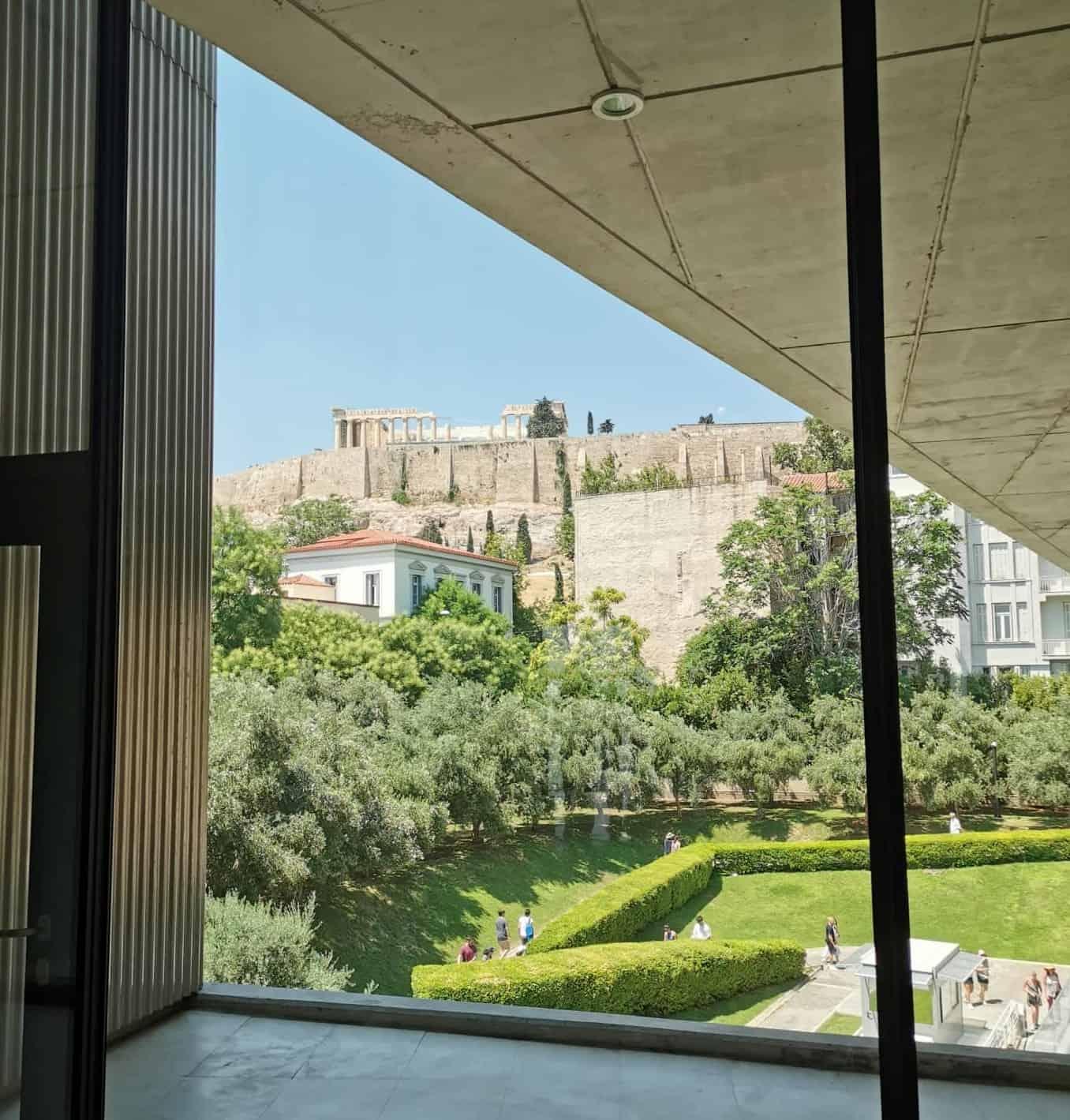 4 Most important museums - Acropolis Museum