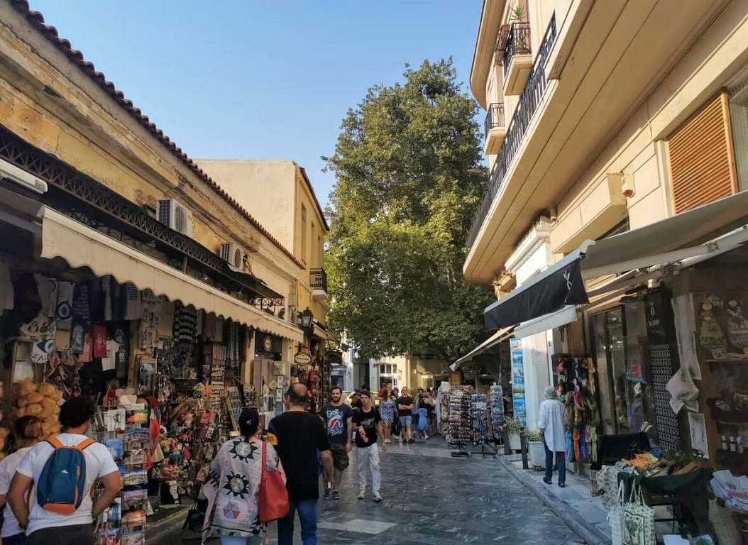 Greek-shopping-markets-athens